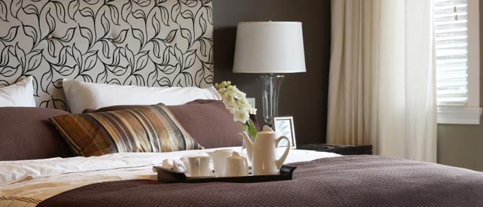 Die besten Farben im Schlafzimmer - Wohntipps